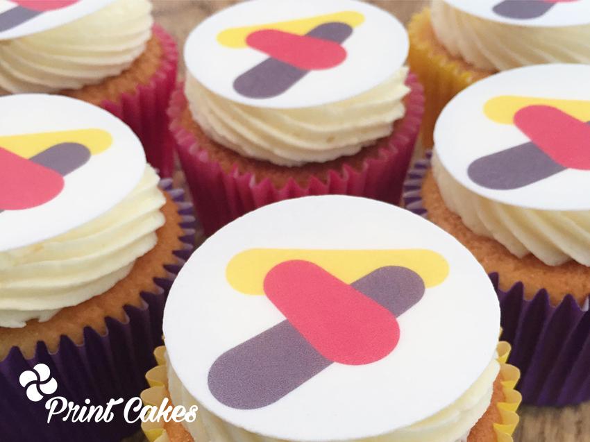 sunderland portfolio awards branded cupcakes