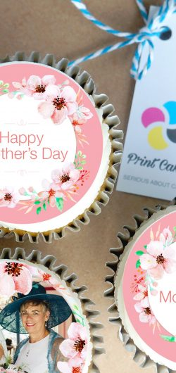 Mothers_day_photo upload cupcake gift box personalised