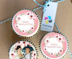 Mothers_day_photo upload cupcake gift box