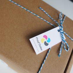 love cupcake-gift-box. uk delivery, valentines, birthday