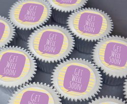 get well soon cupcake gift box uk delivery