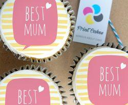 best mum cupcake gift box mothers day