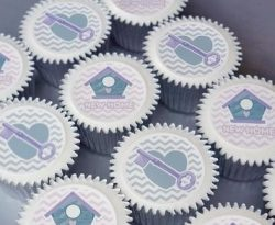 new home cupcake gift box uk delivery