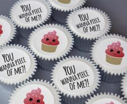 wanna piece of me cupcake gift box uk delivery