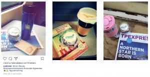 branded cupcake marketing case study